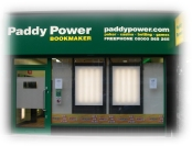 Paddy Power exterior
